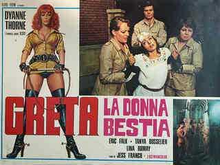 Ильза - свирепая тюремщица (1977)